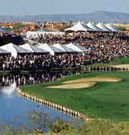 Phoenix Open Golf Tournament Scottsdale Golf Event