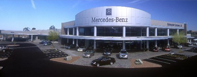 scottsdale mercedes benz schumacher european luxury autos
